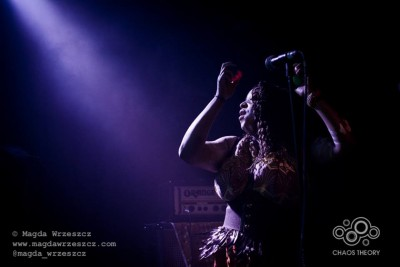 Echoes and Dust - Vodun